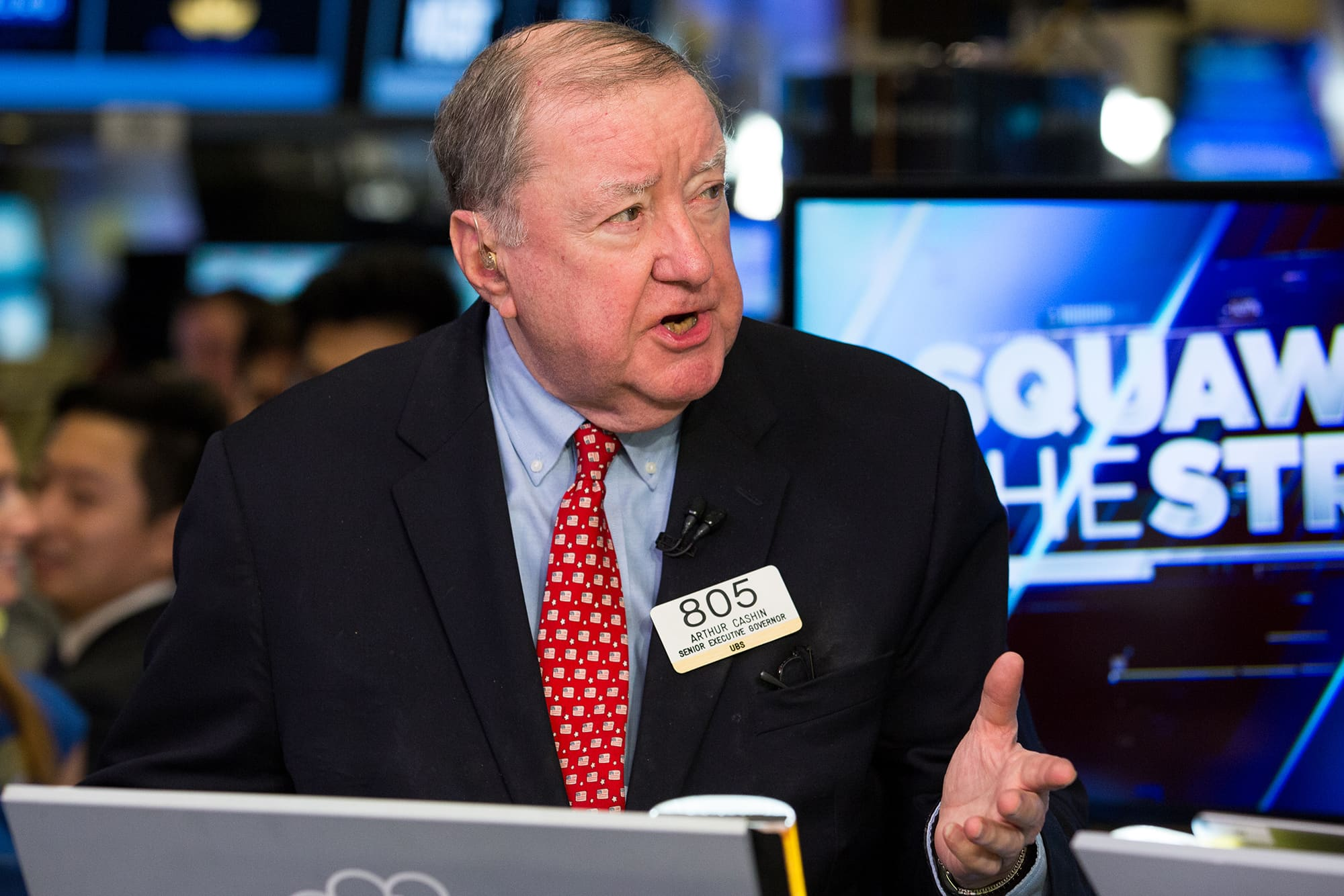 Art Cashin: Wall Street is more concerned about US-China trade than possible Trump impeachment