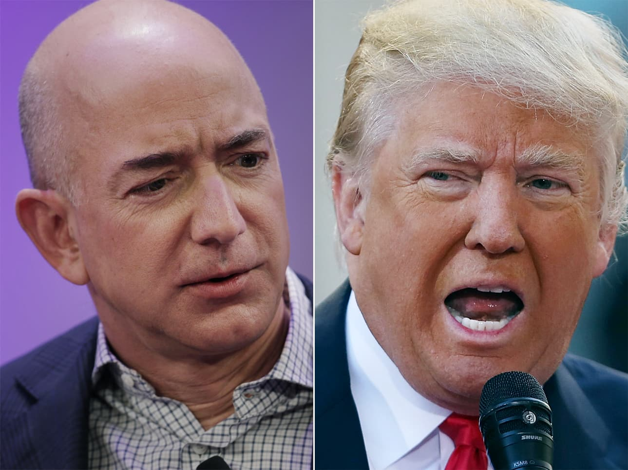Trump makes another attempt to blame Amazon for post office problems – CNBC