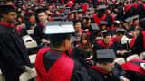 Harvard Business School students. (File photo).