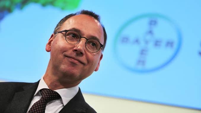 Bayer drugs secure earnings beat, offset weak crop chemicals