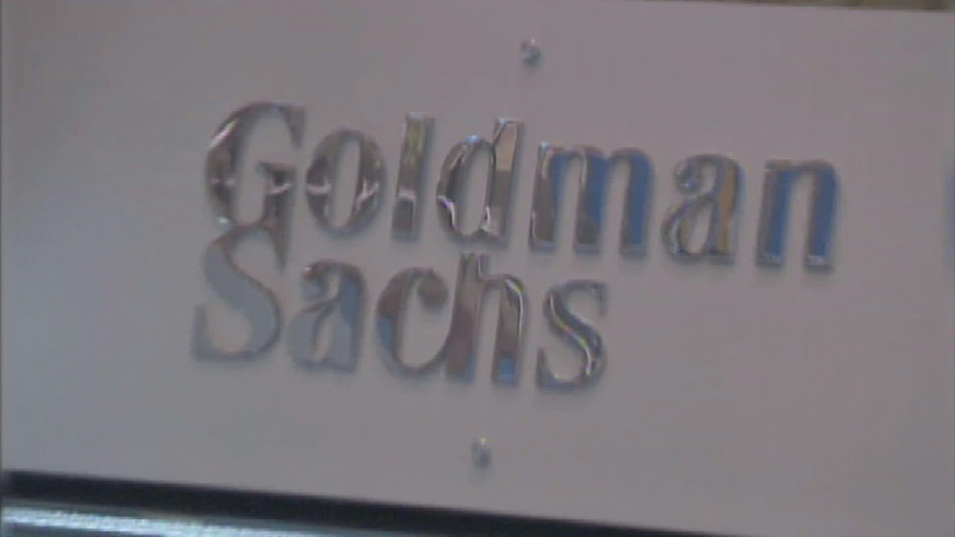 Goldman Sachs is redefining itself