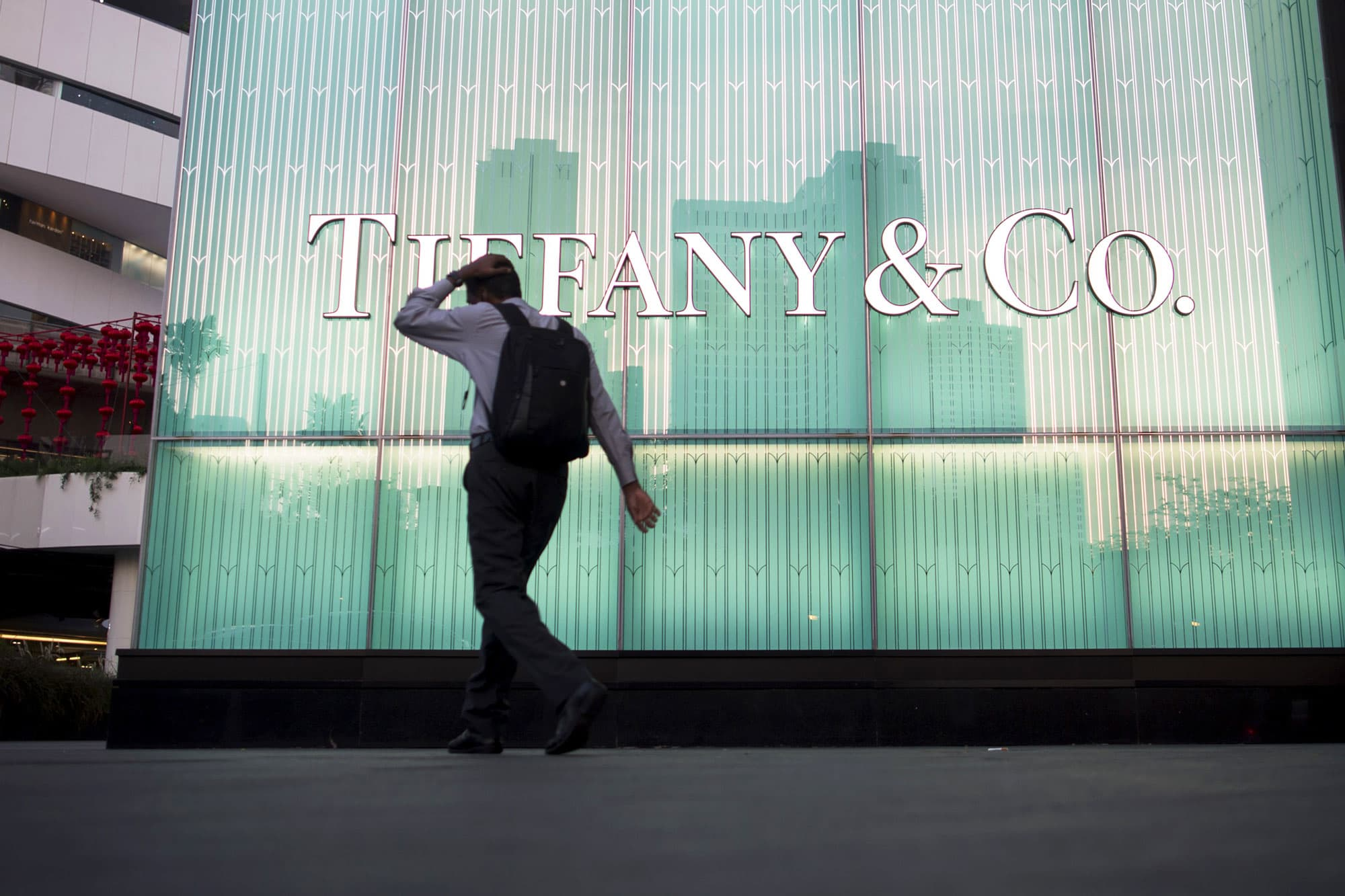 Stocks making the biggest moves after hours: Tiffany & Co., L Brands, Uber and more