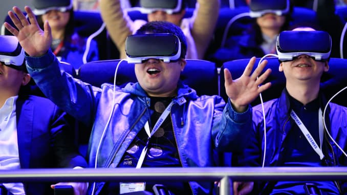 VR virgin? Here's an intro to some of the virtual reality