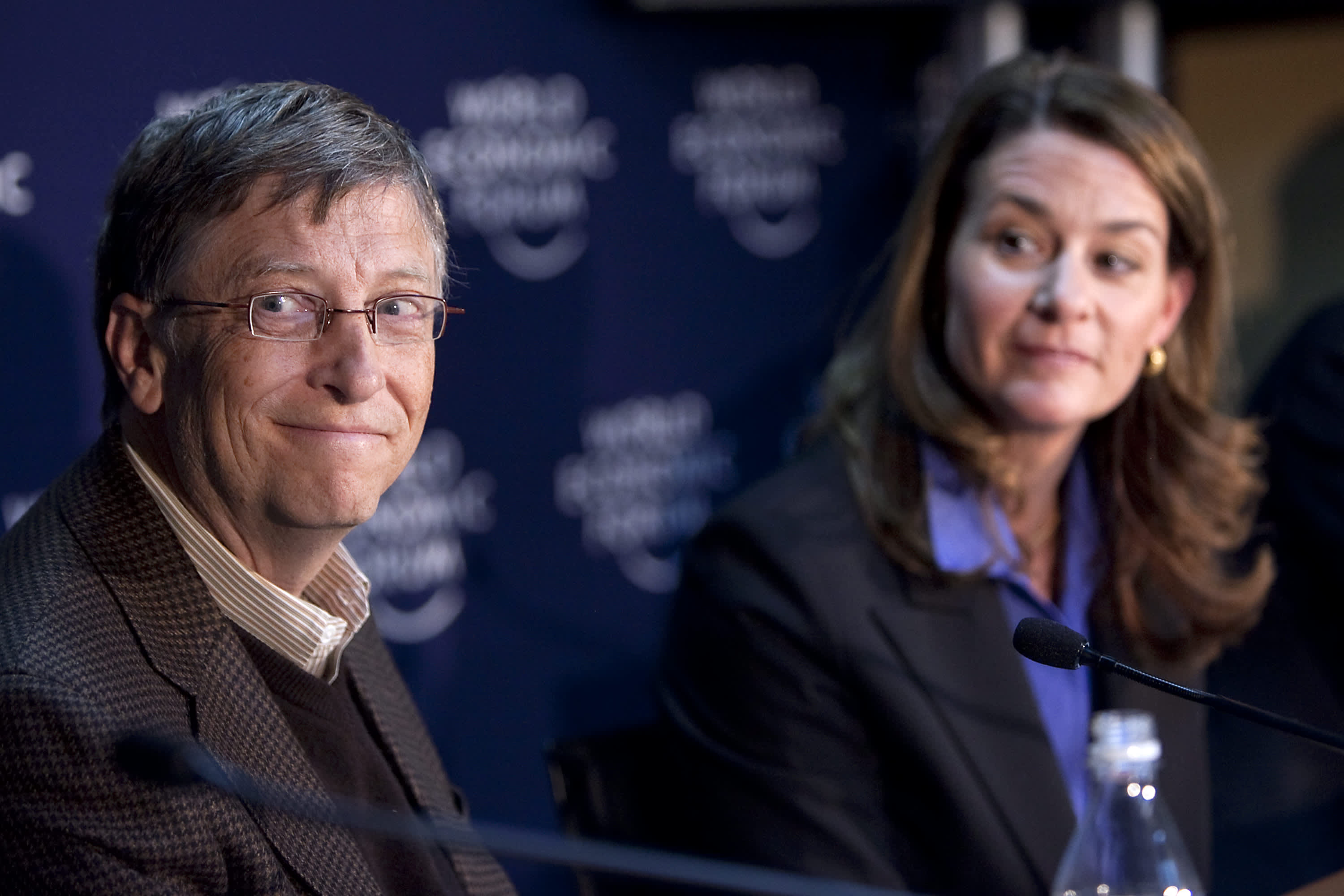 Bill Gates and Melinda French Gates are officially divorced following 27-year marriage