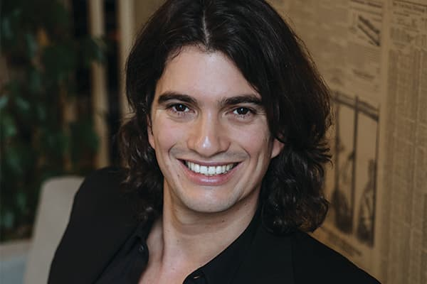 WeWork CEO Adam Neumann has incentives tied to the company's stock value and his charitable donations