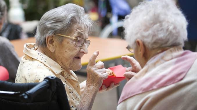 Google Nest talked to senior living facilities, interested