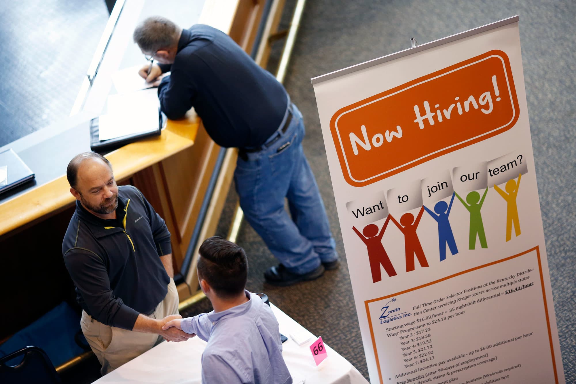 Consumers are the most confident about their job prospects in nearly 2 decades
