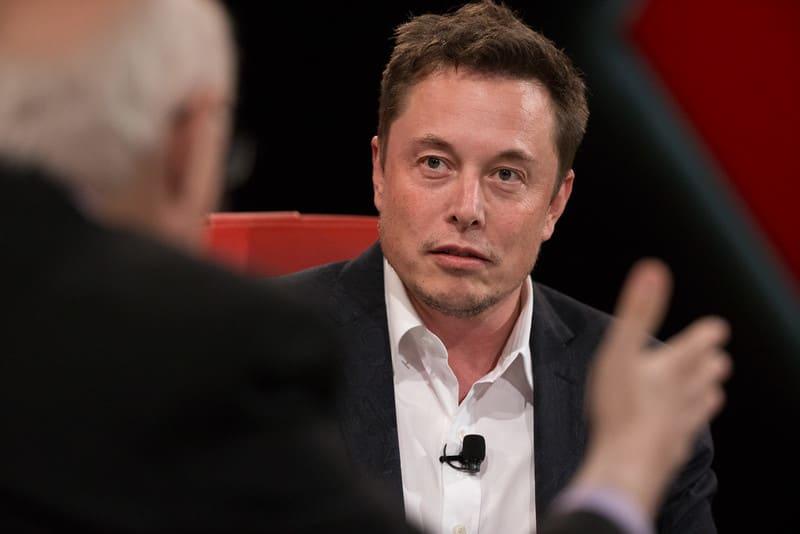Tesla CEO Elon Musk says U.S. government should avoid regulating crypto