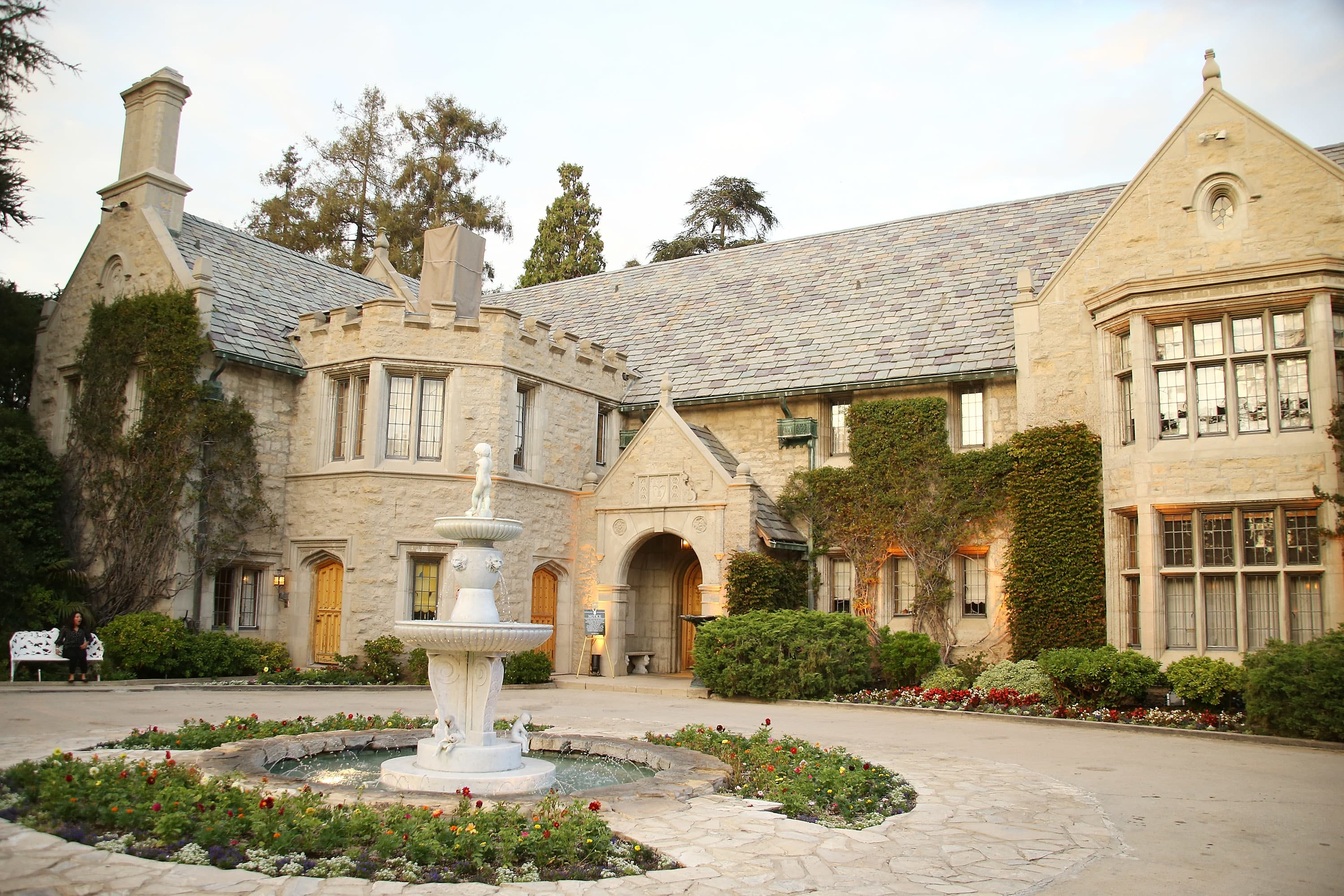Playboy Mansion in contract to be sold to neighbor: Report