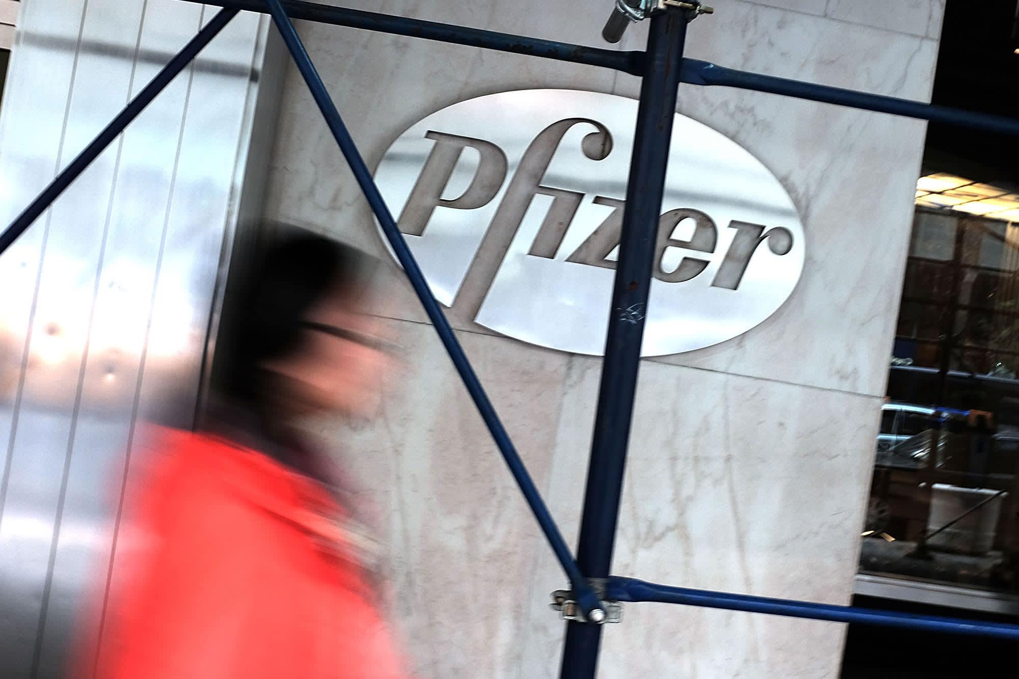 Pfizer to buy cancer drug developer Array Biopharma for $10.64 billion