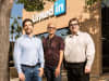 Linkedin CEO Jeff Weiner, Microsoft CEO Satya Nadella and Linkedin Executive Chairman and co-founder Reid Hoffman.
