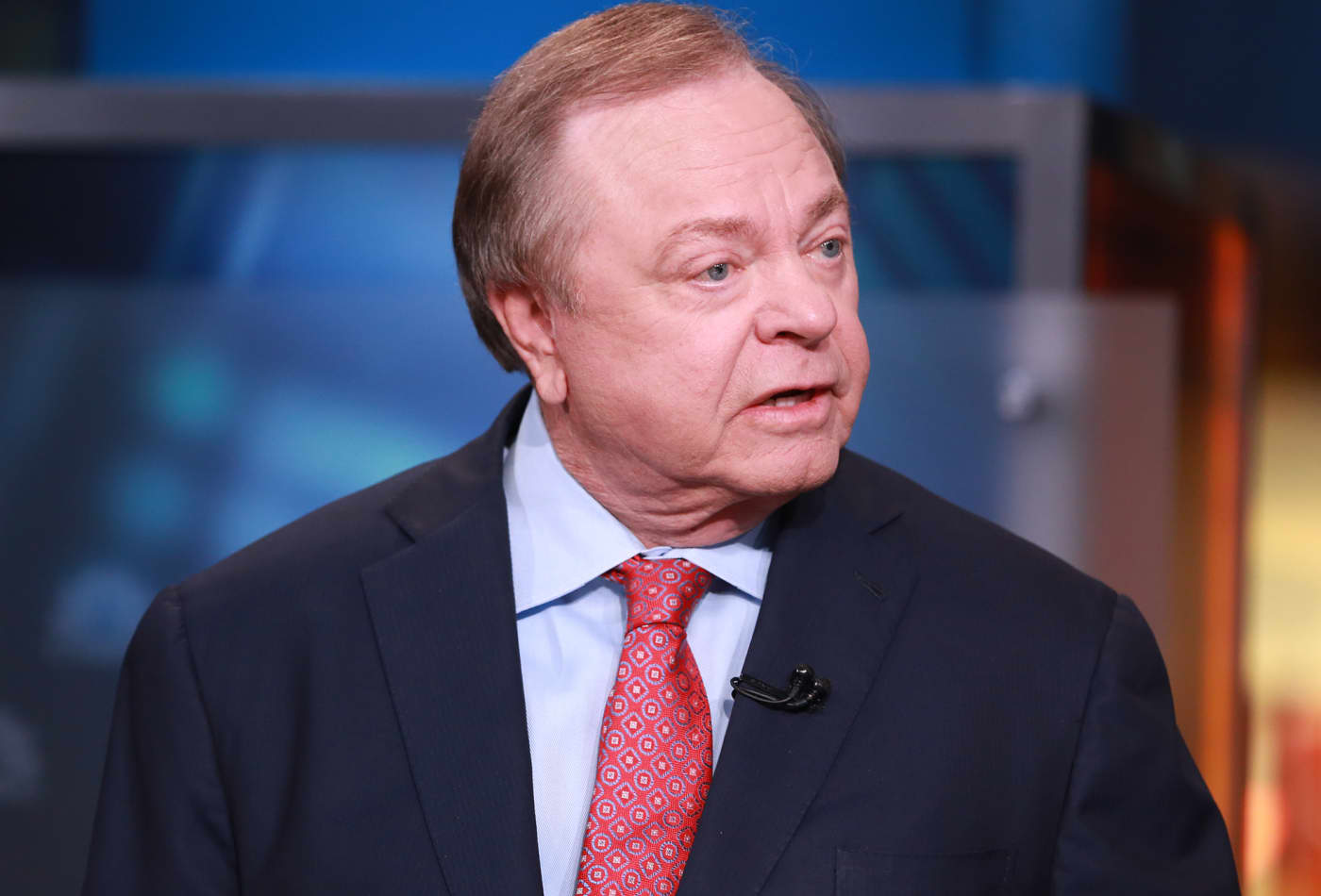 Harold Hamm warns oil prices below $40 will idle US drilling, cautions producers to be 'prudent'