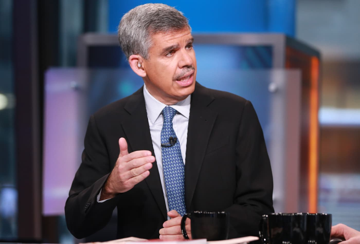 El-Erian: 'We're not in an all clear' for stock index buying, but the sell 'everything' moment has passed