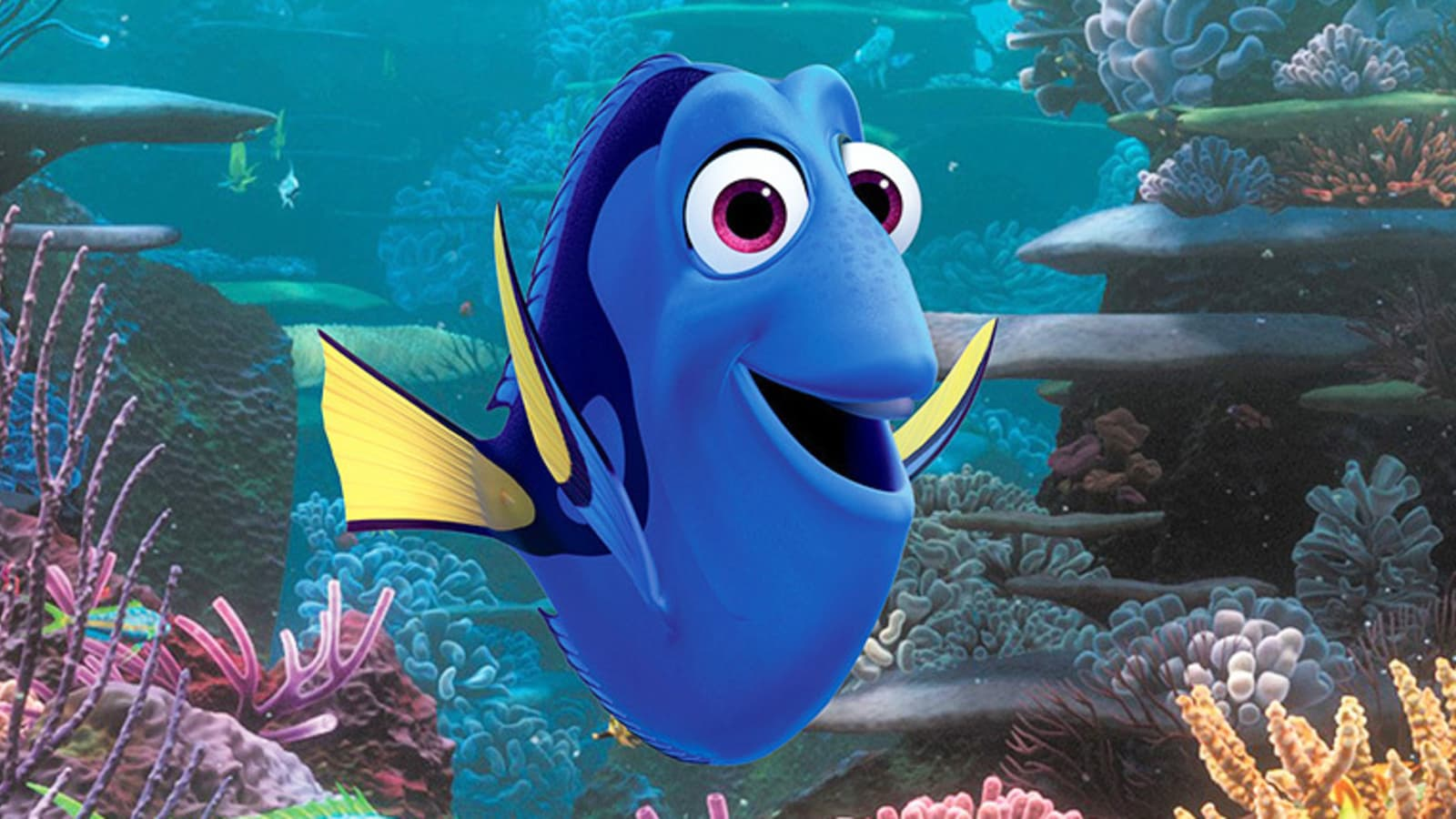Finding Dory' sets animation film record for opening weekend