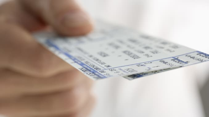 What to consider before buying a concert ticket from a stranger