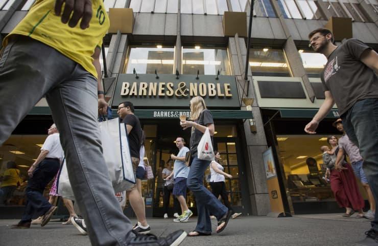 GP: Barnes and Noble location