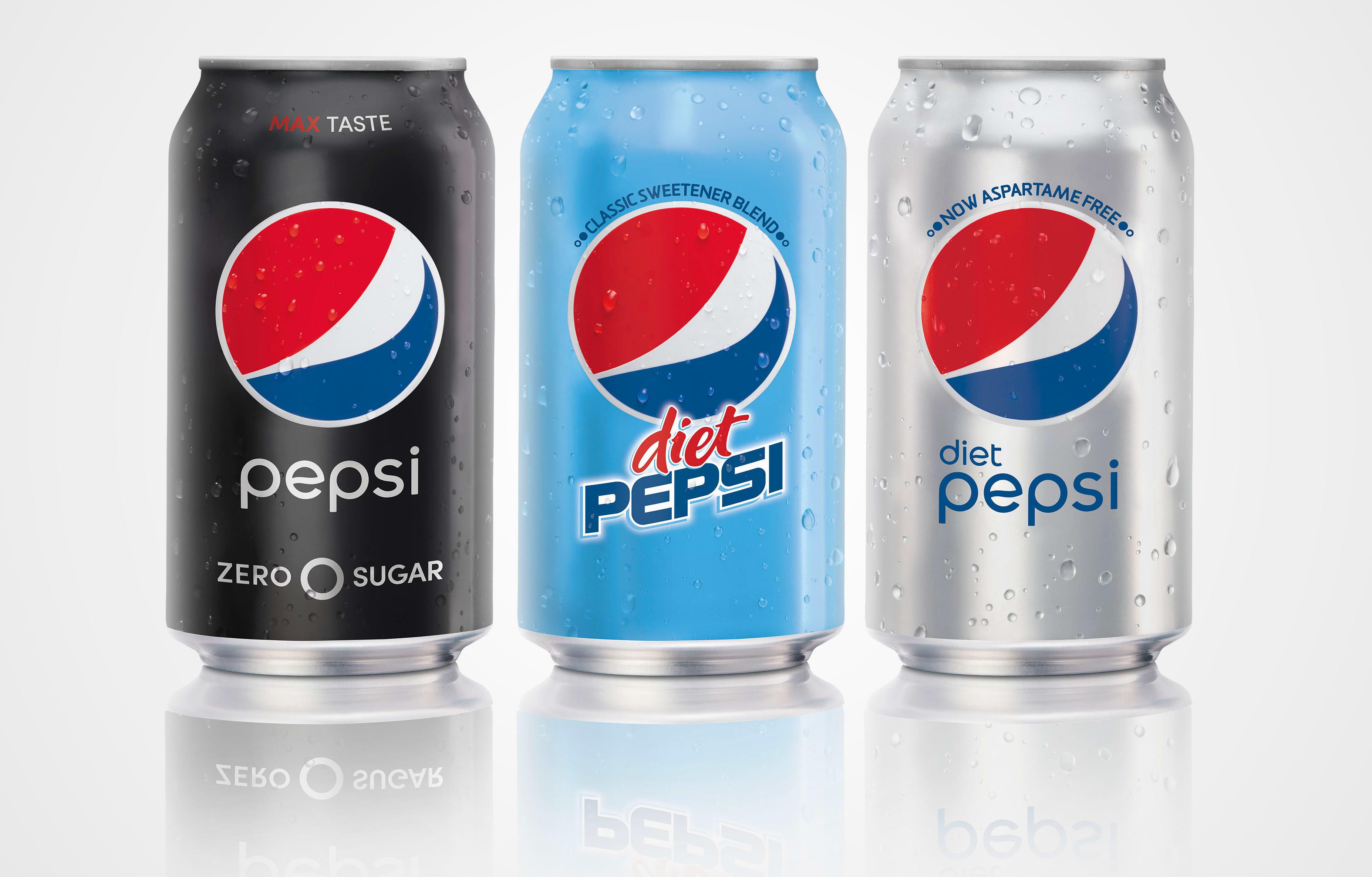 aspartame free diet soft drinks