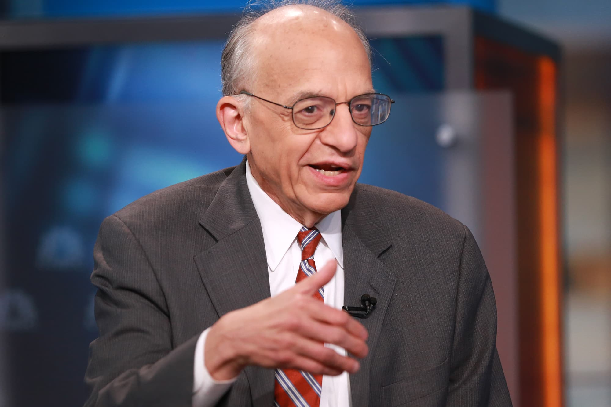 Jeremy Siegel says the stock market could go up 30% before the boom comes to an end