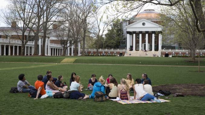 Handout: Smartest States 2016: University of Virginia