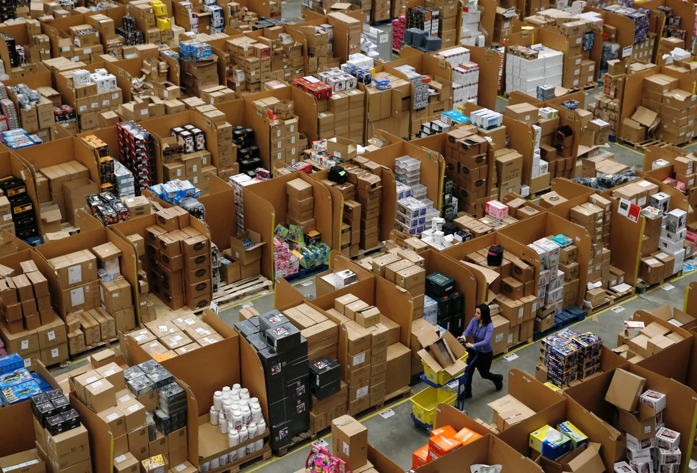 Amazon's Chinese counterfeit problem is getting worse