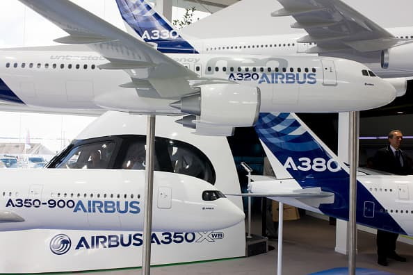 Airbus issues warning over escalation of US-EU dispute