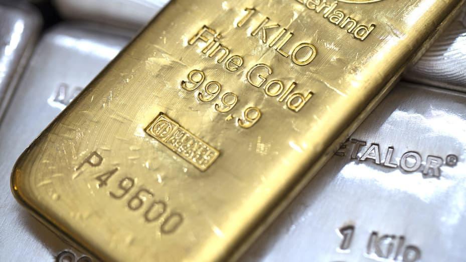 ABN AMRO: Có ba lý do khiến giá vàng thế giới giảm mạnh xuống 1.500$