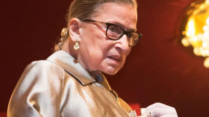 Supreme Court Justice Ruth Bader Ginsburg undergoes cancer