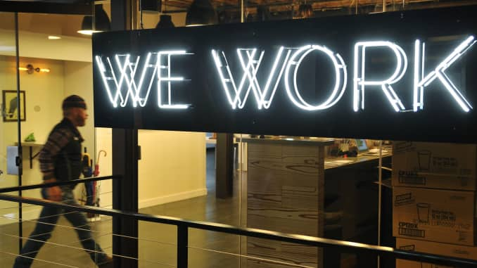 GP: WeWork office space 190110
