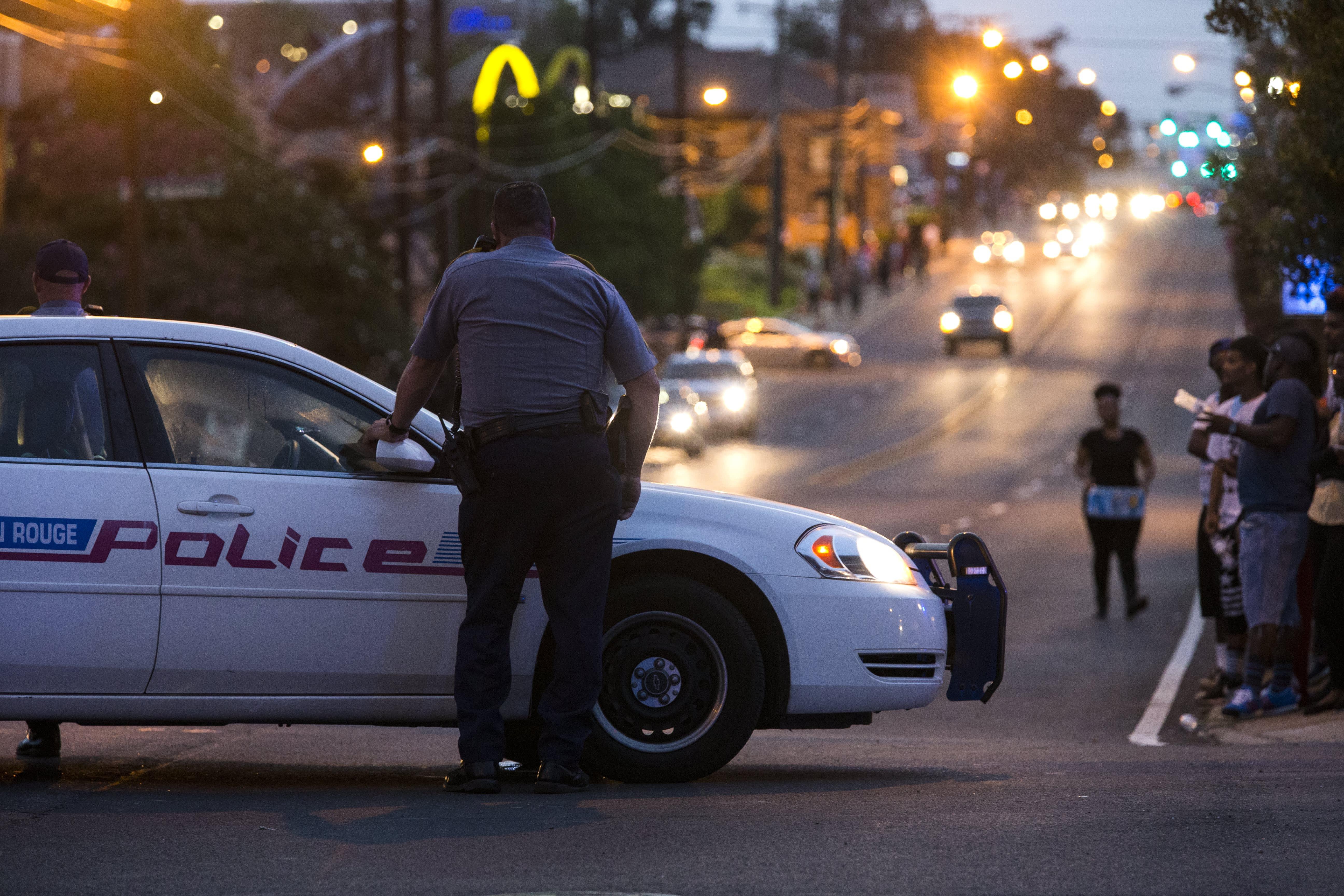 3 officers killed in Baton Rouge shootings