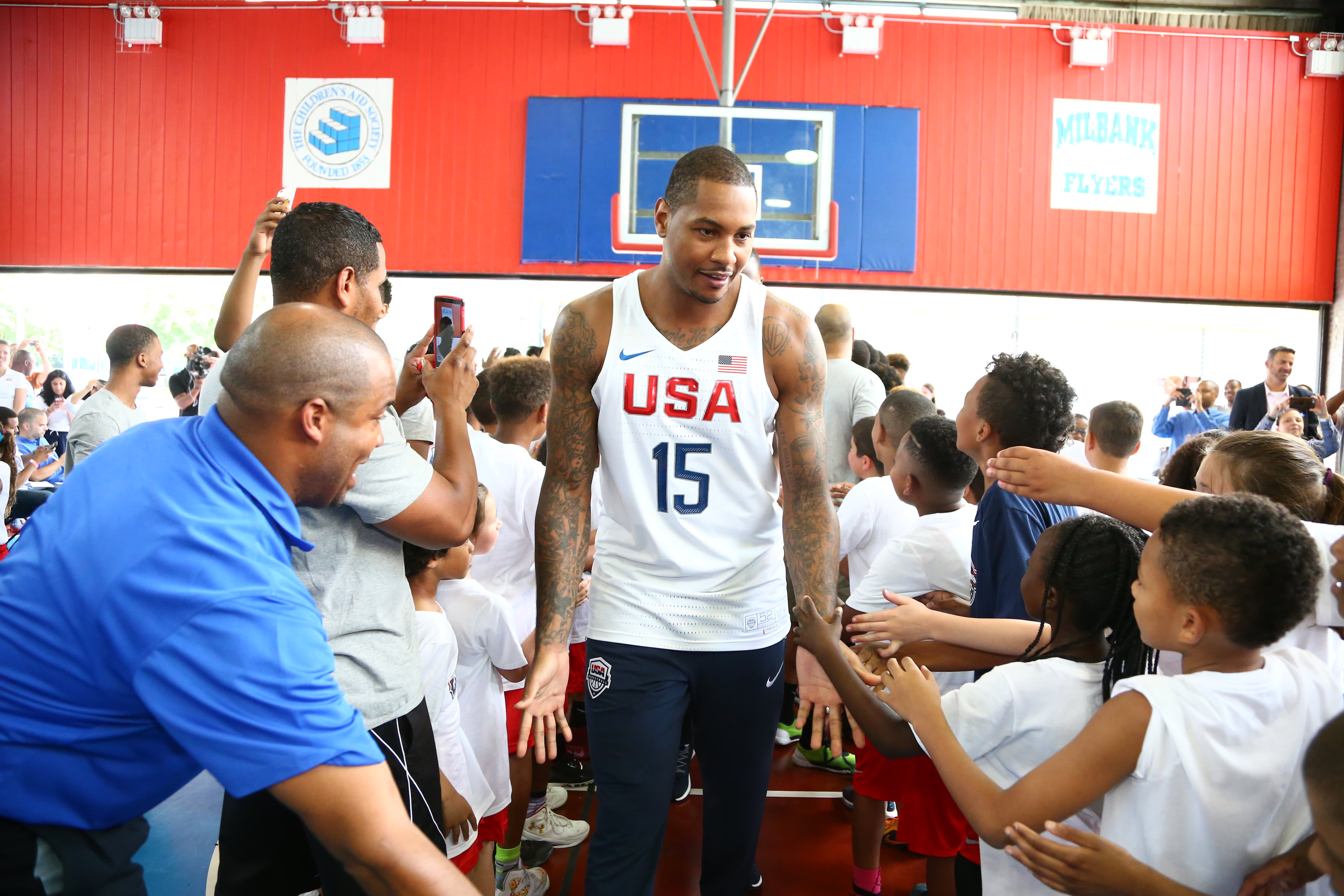 b158a5eef67b Will the less-than-dreamy USA men s basketball team deliver in Rio