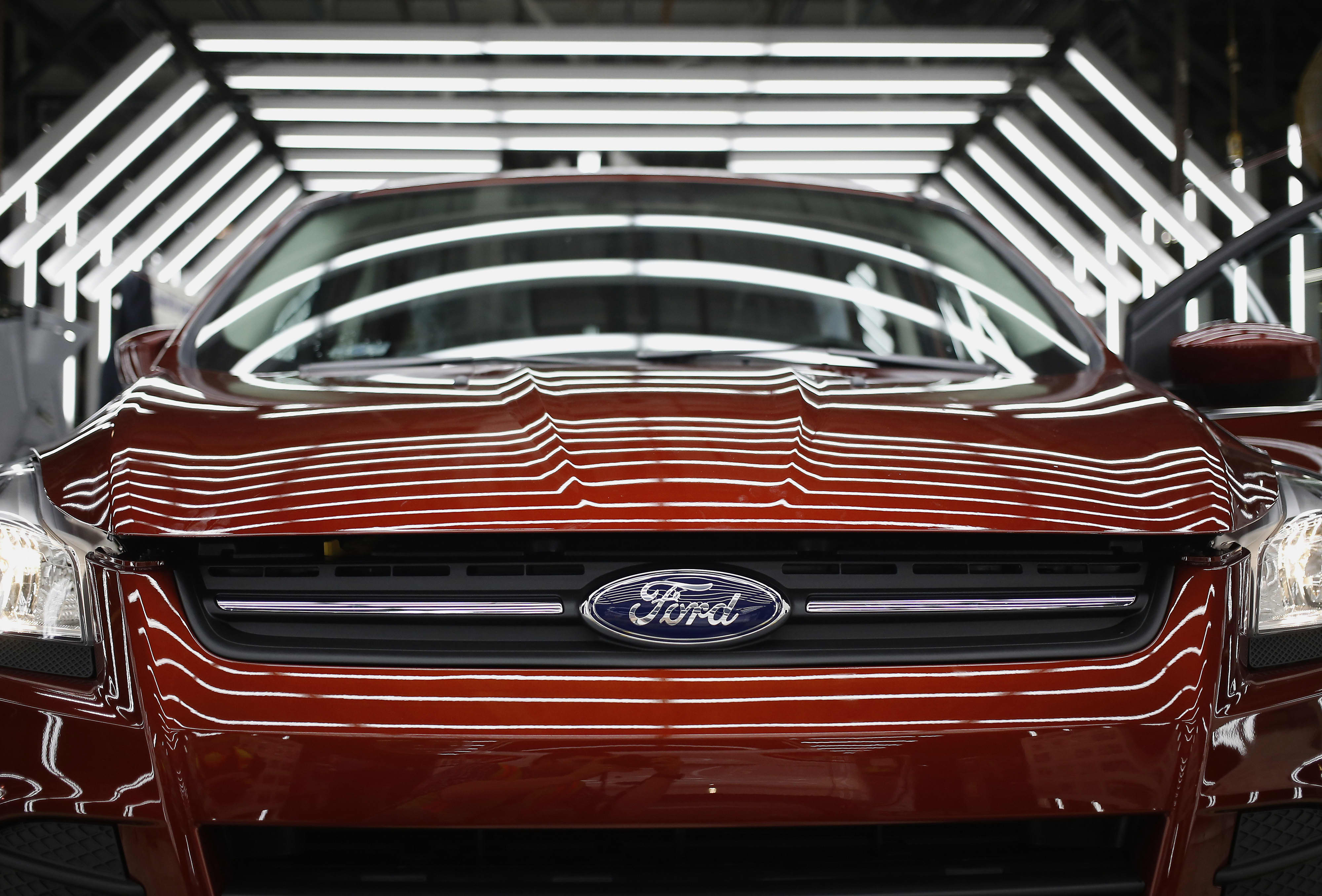 Global semiconductor shortage causes Ford and Nissan to cut vehicle production