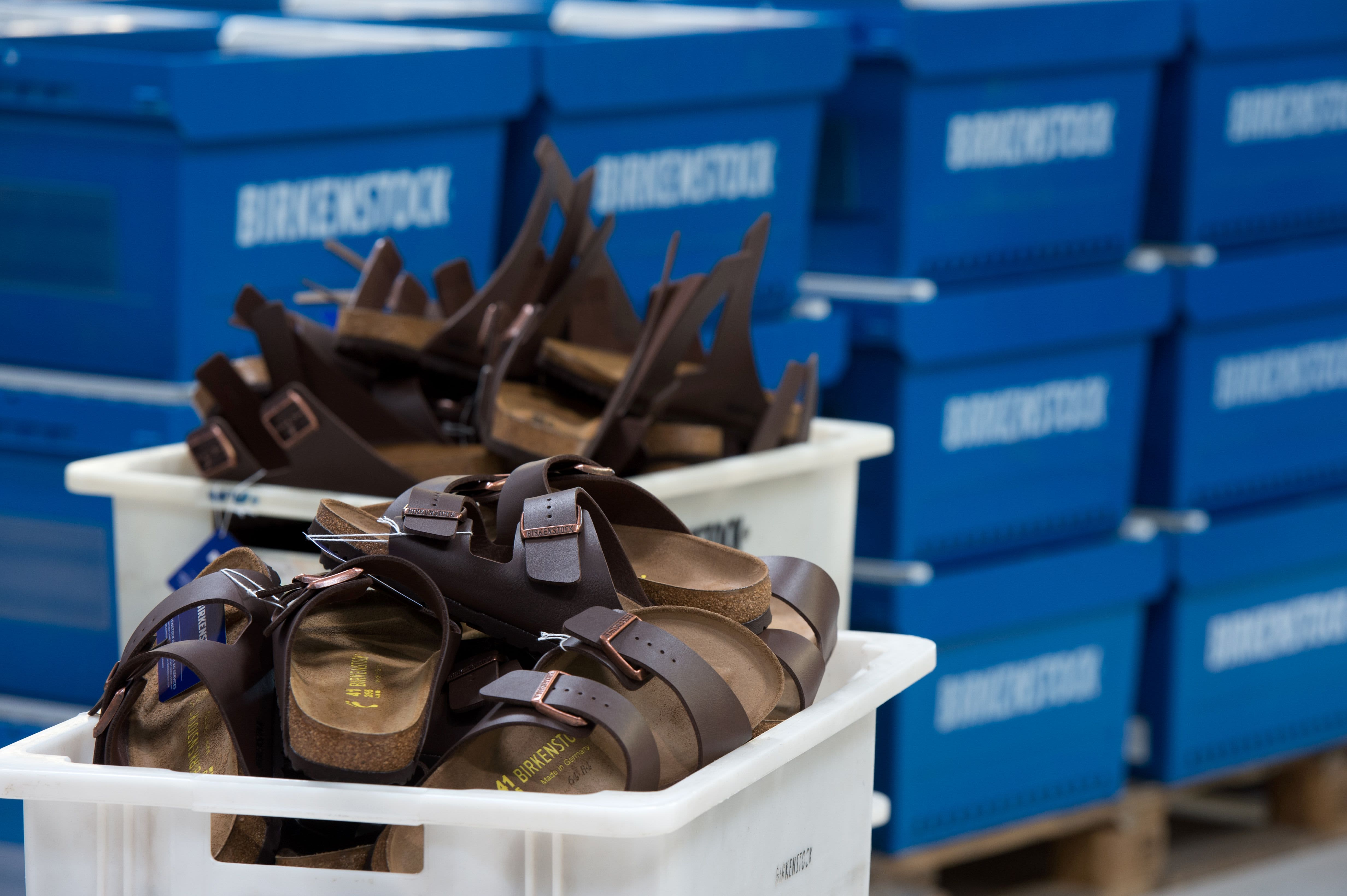 Birkenstock quits Amazon in US after