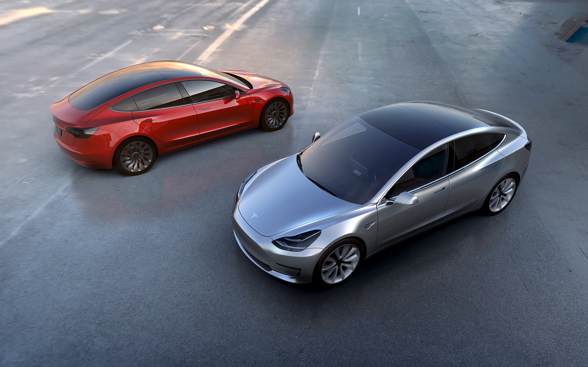 Photo of Car hire start-up Virtuo adds Teslas to fleet in electrification push