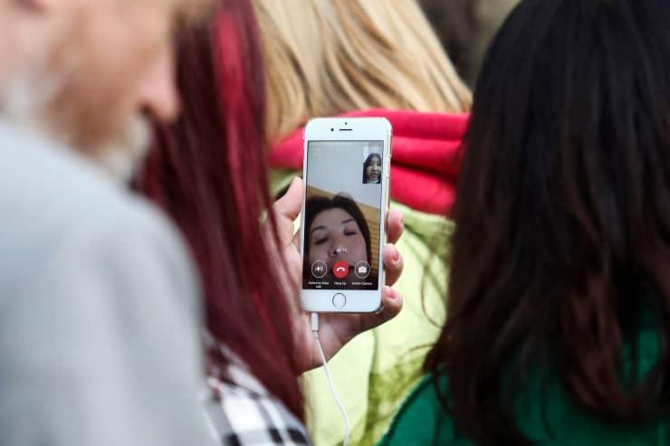 Premium EA: Facetime on IPhone