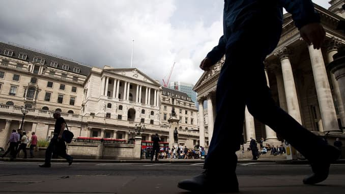Premium: Outside the Bank of England