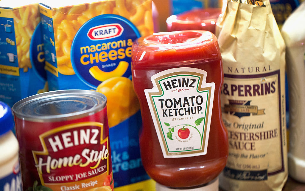 Kraft Heinz stock surges after earnings beat