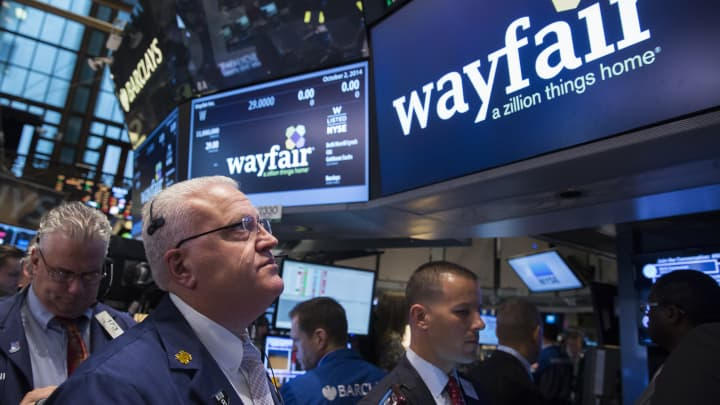 Wayfair employees protest apparent sale of children's beds to border detention camp, stock drops