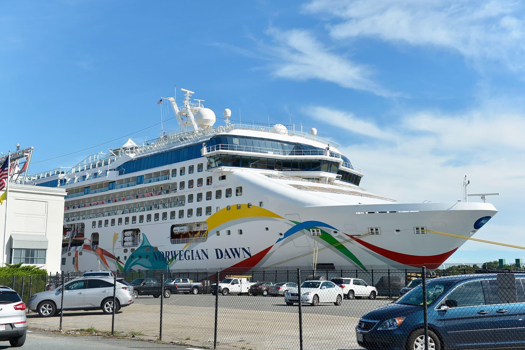 Cruise ships screen passengers and change routes to battle coronavirus threat