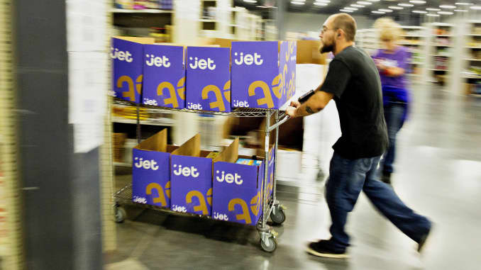 899b74f3 Walmart plans same-day grocery push in New York with Jet.com