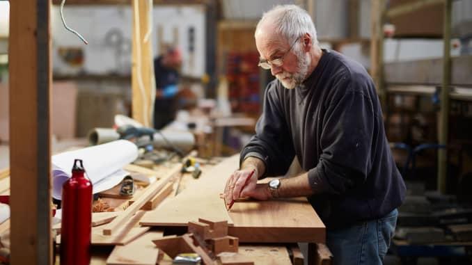Part-time work impacts retirees' portfolios Social Security