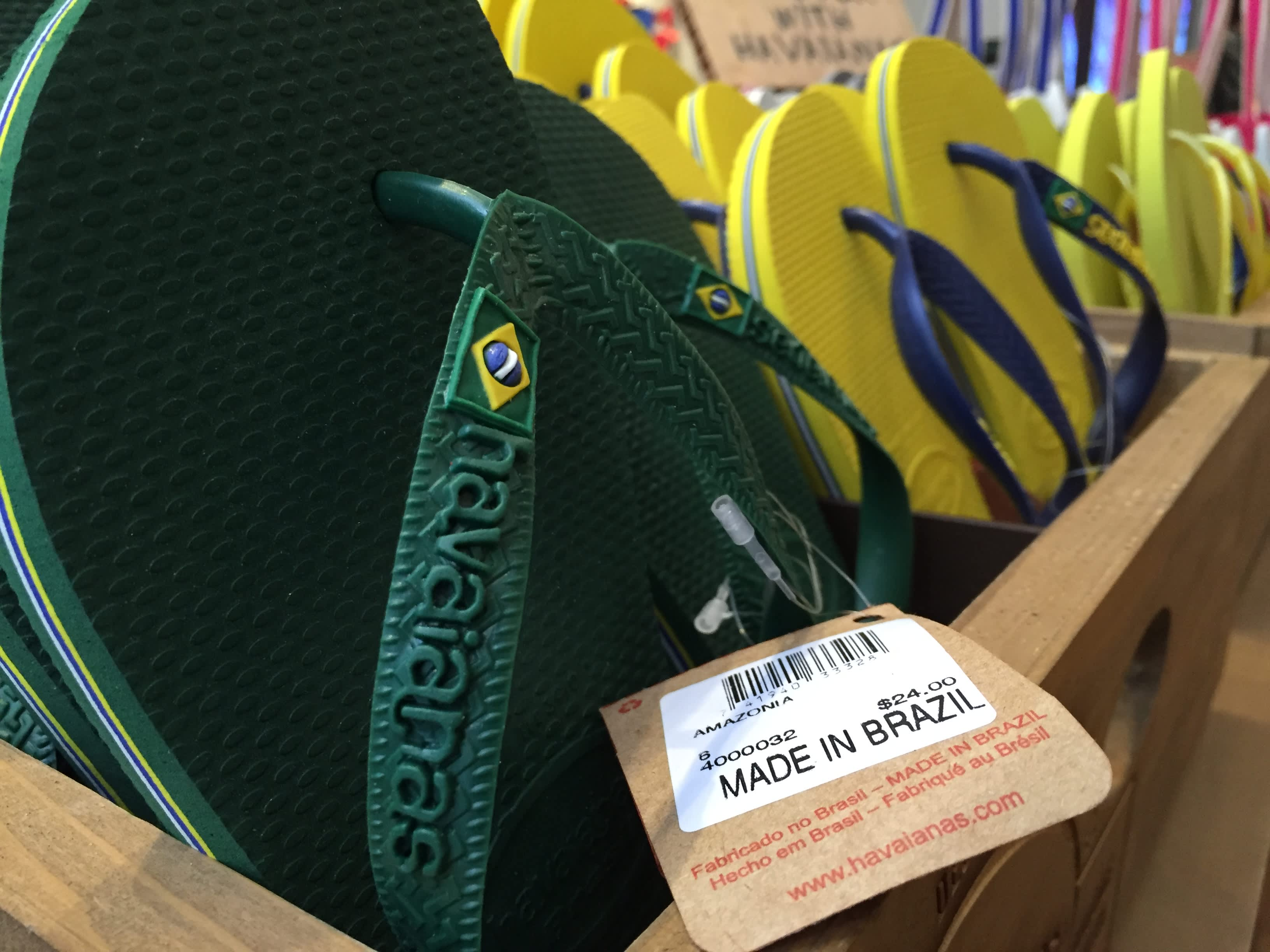 9c577d06d0c9 The secret to being cool in Rio is to wear these on your feet