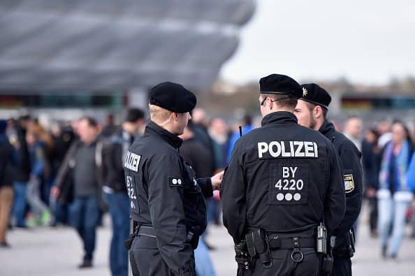 Two killed in shooting in eastern German city of Halle