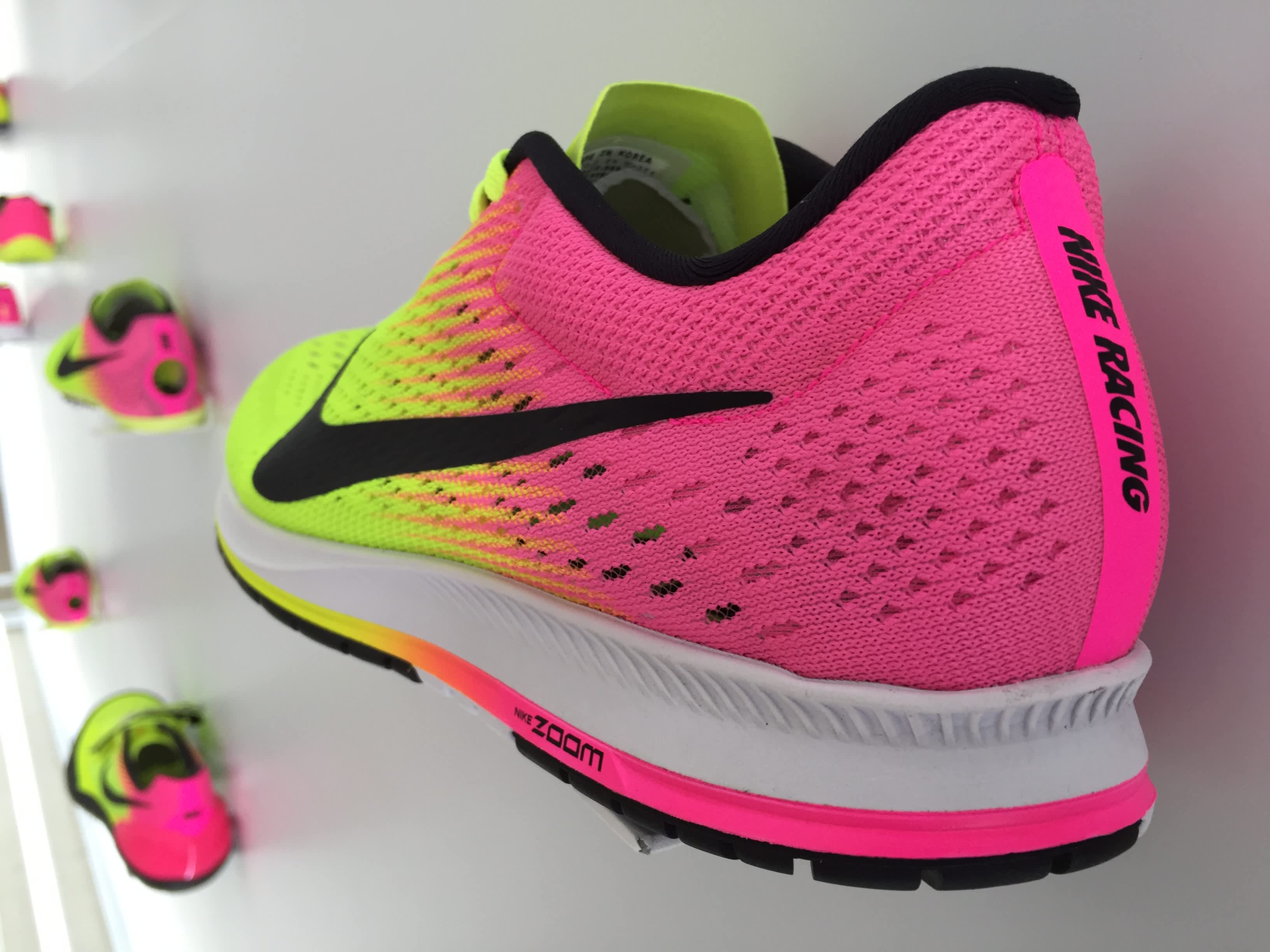 1b3acaee761ff Nike s Olympic challenge  Making gear for gold medalists ... and for us