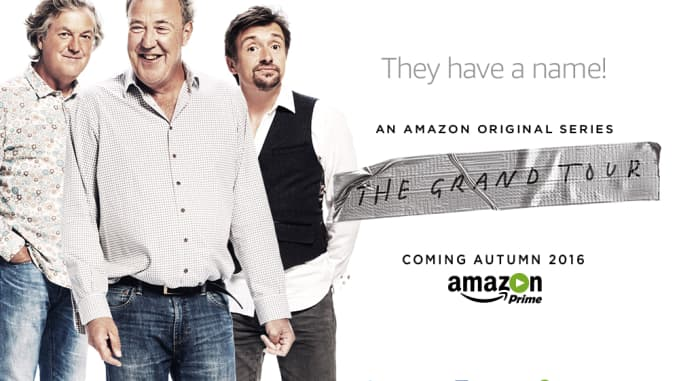 Grand Tour Streaming >> Amazon S The Grand Tour Car Show Smashes Streaming Record