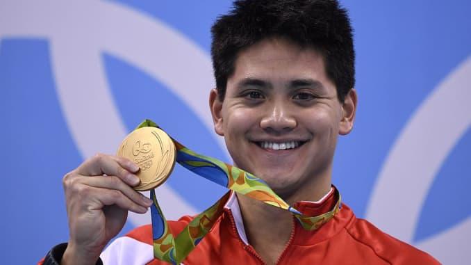 Rio Olympics 2016: Joseph Schooling wins Singapore's first