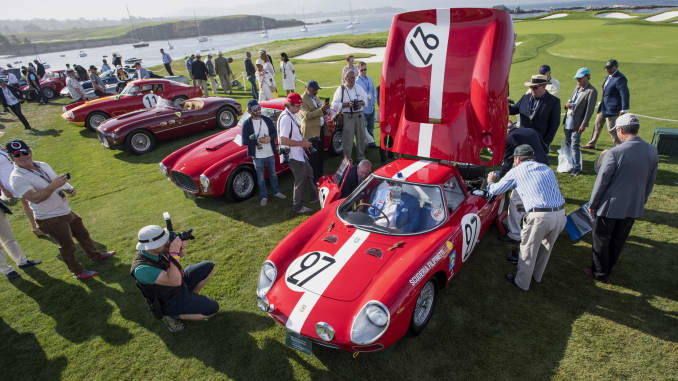 Pebble Beach Car Show >> Pebble Beach Concours What To Expect At The World S Premier