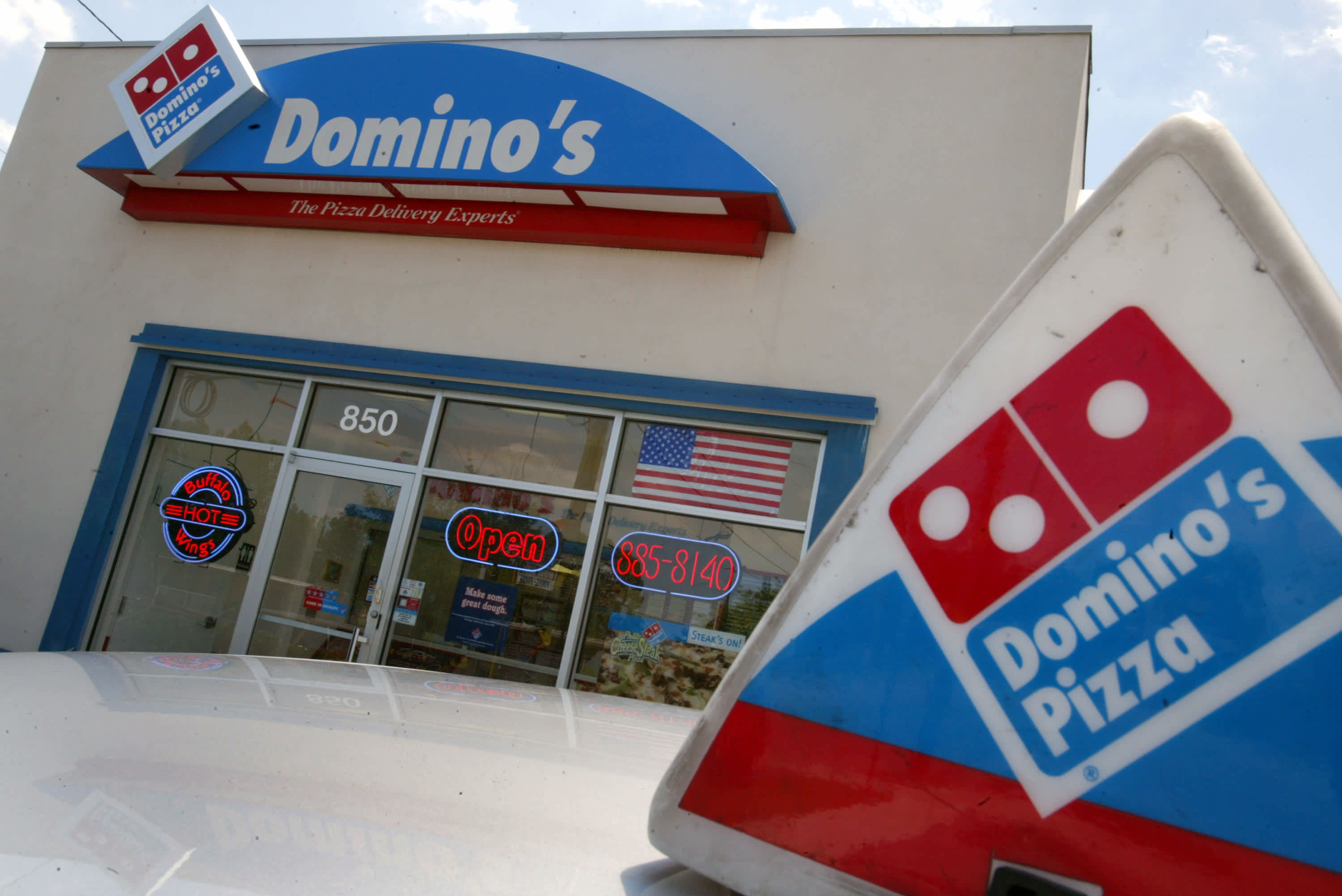 Papa John's sales are up for grabs, Domino's emerges as