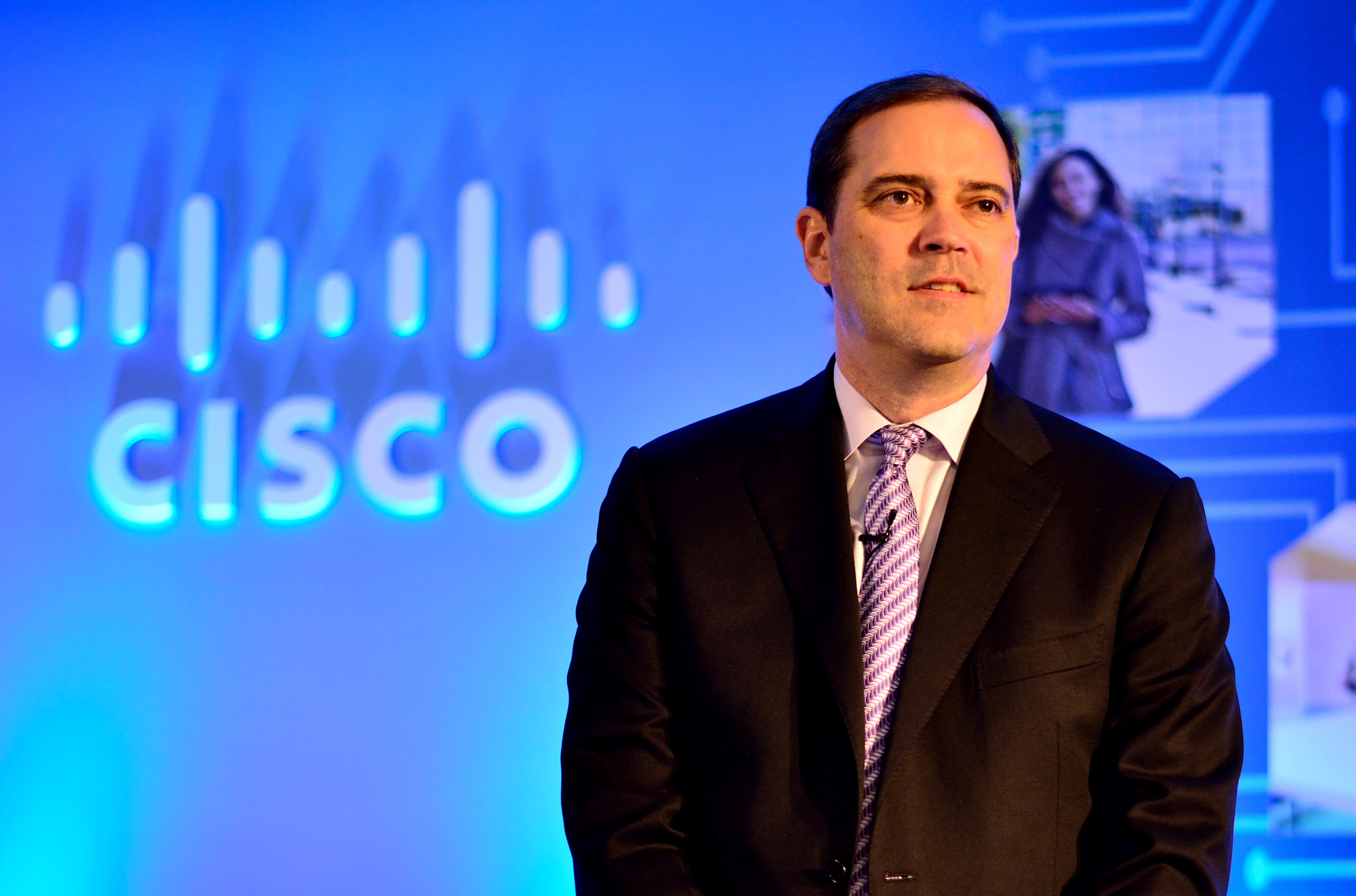 Cisco CEO Robbins: The insinuation that we leaked the layoffs news