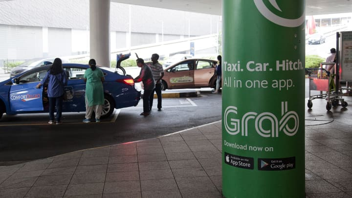 Citi launches credit cards with Southeast Asia's Grab in push for more customers