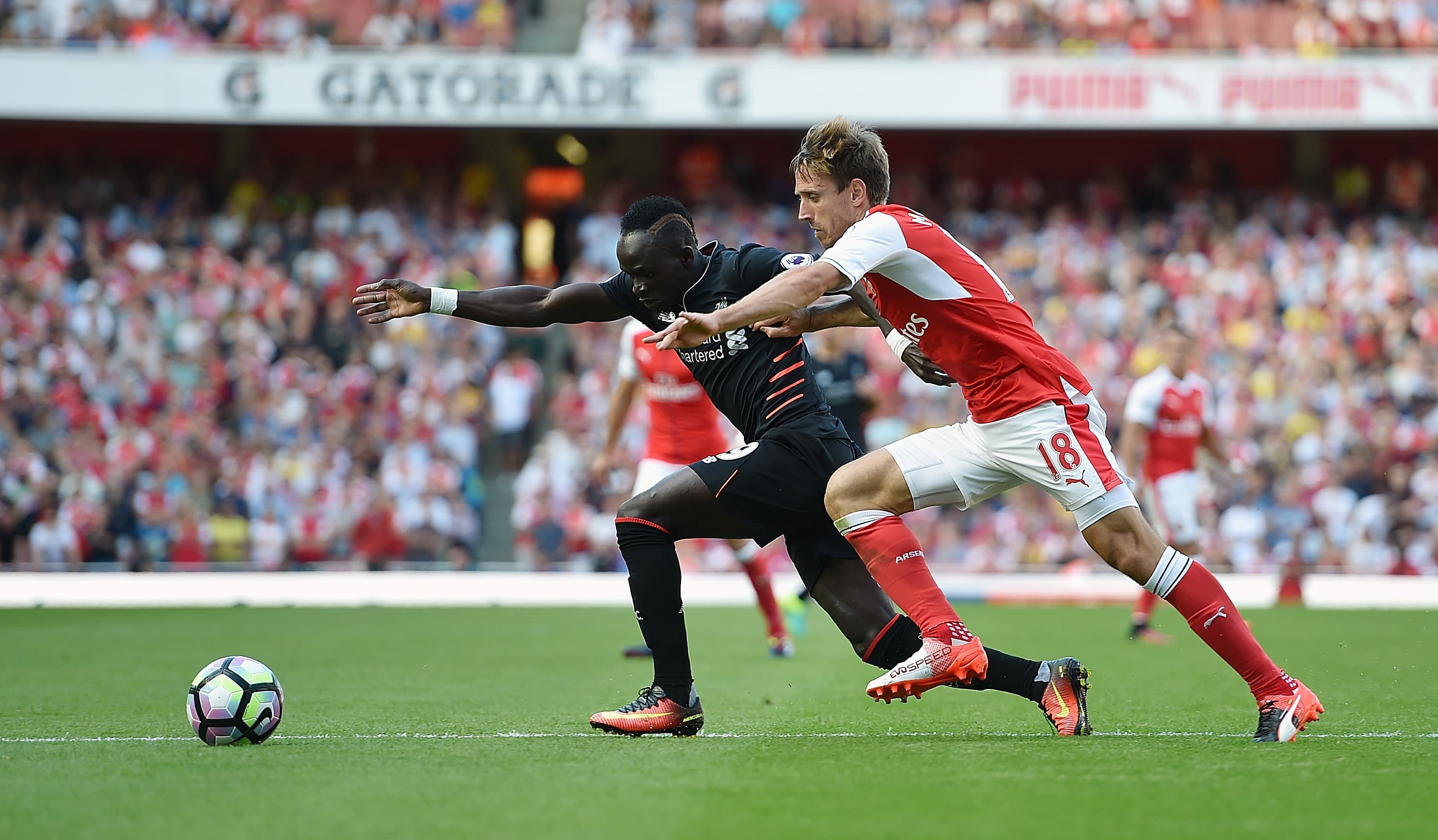 2ac82540f0c Adidas agrees reported  391 million deal to produce Arsenal soccer kits